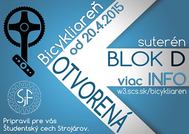 otvorenie bicykliarne